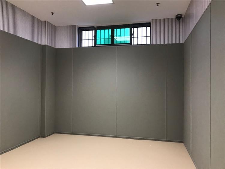 讯问室墙面软包