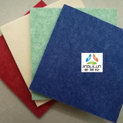 荆州聚酯纤维吸音板厂家 芜湖聚酯纤维吸音板施工