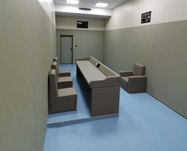 审讯室防撞墙软包 安全建设标准选择