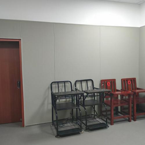 看守所软包羁押室墙面防撞软包《纳米棉软包》