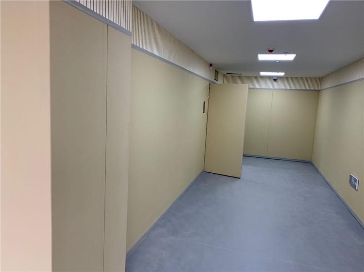 看守所办案区询问室墙面软包《纳米棉软包》