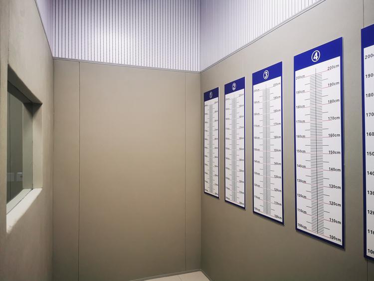 羁押室墙面软包安装方法