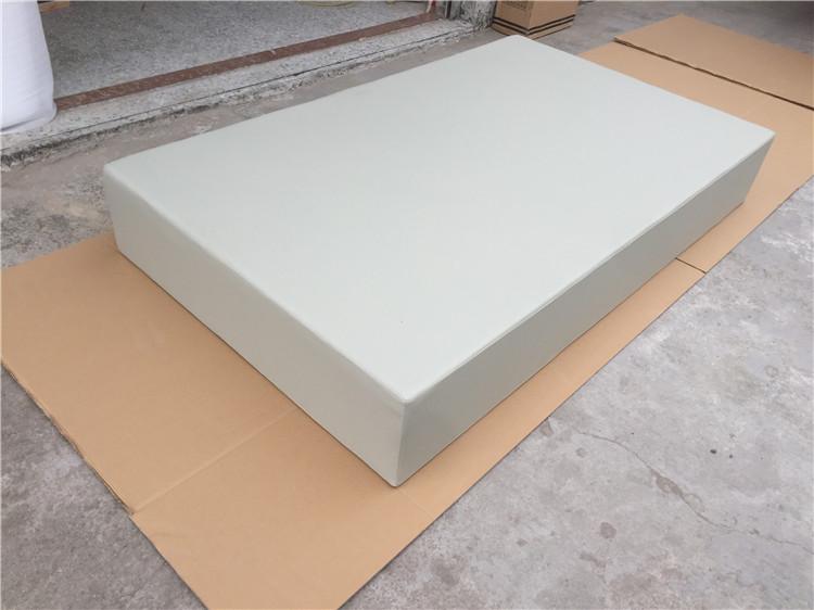 办案区防撞软包床