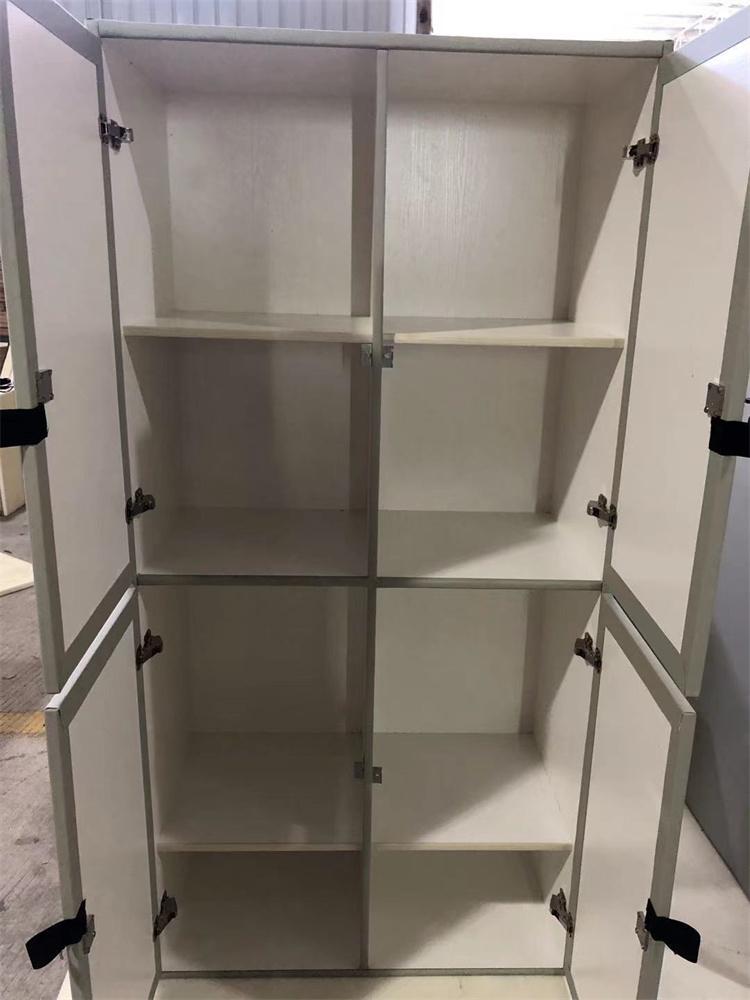 留置室软包储物柜