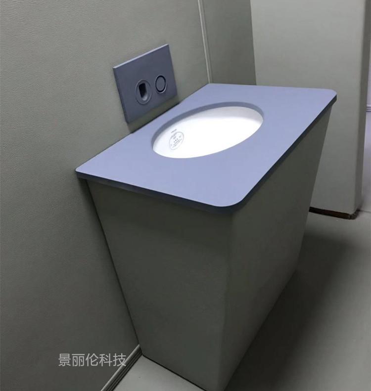 防撞洗手台(落地式)